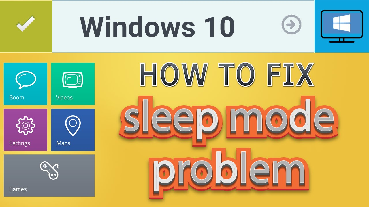 How To Fix Windows Won't Stay Asleep (Sep, 2019)
