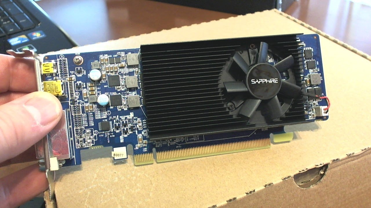 How to check the video card for operation
